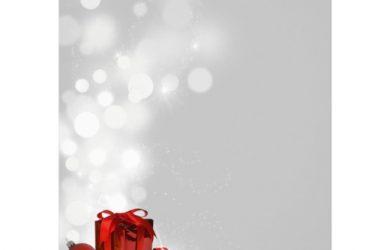 christmas letter paper christmas present letter paper letterhead rfcbabcd vgg byvr