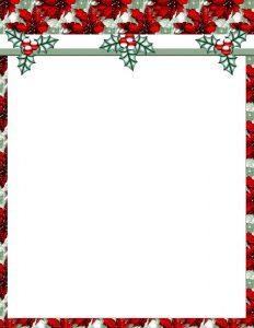 christmas letter templates free christmas letter paper templates