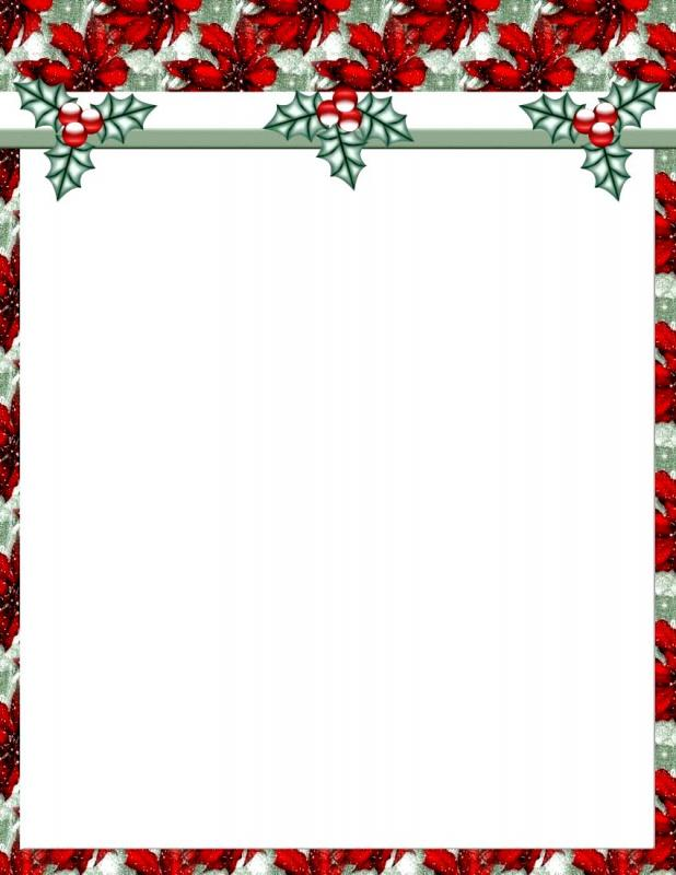 christmas letter templates template business