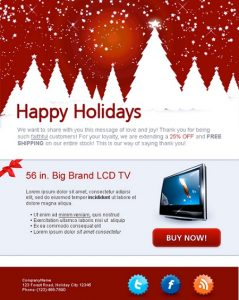 christmas newsletter template christmas