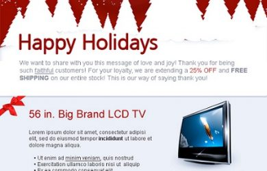 christmas newsletter template christmas