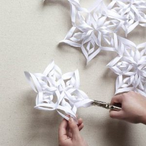 christmas newsletter templates christmas diy paper snowflake projects dd to beautify your ambiance detailed guide templates homesthetics