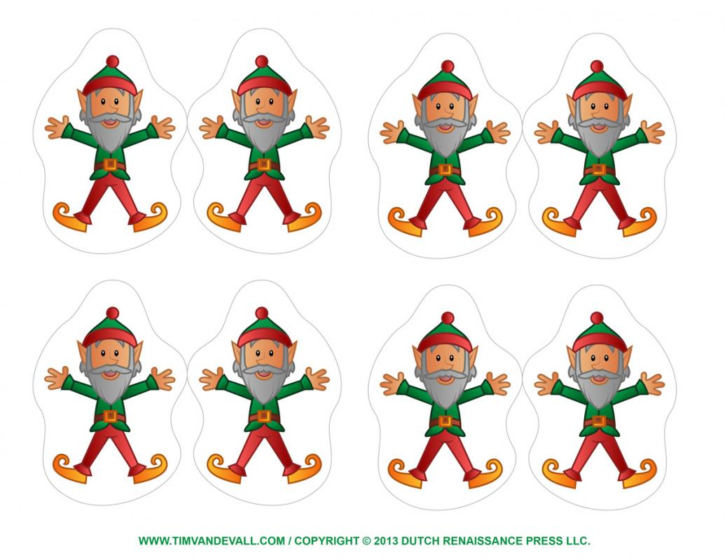 christmas ornaments templates