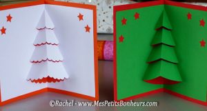 christmas tree printable christmas cards easy craft for kids