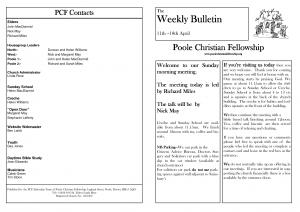 church bulletin templates church bulletin templates ihael97d
