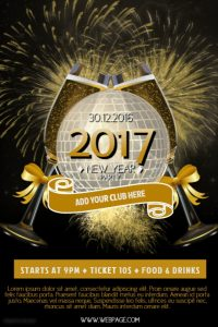 church flyer background new year flyer template dbbbcfcfb screen