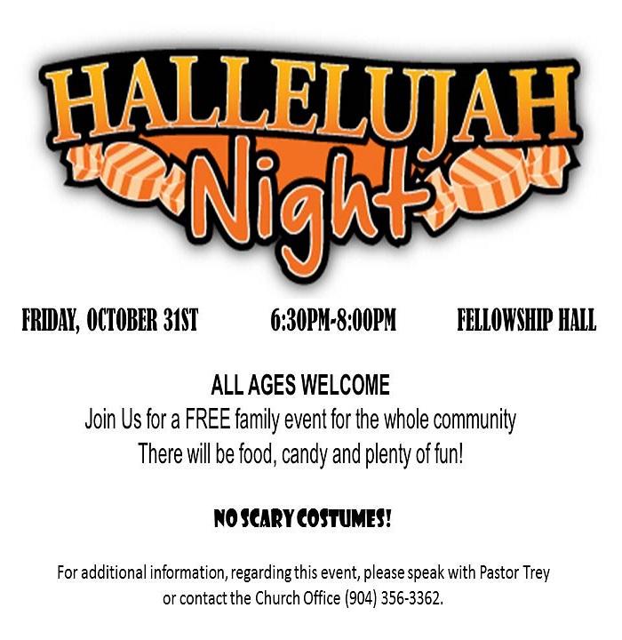 church flyer background