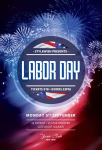 church flyer background labor day flyer by stylewish dafiws