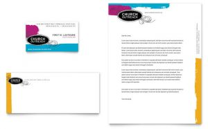 church letterhead templates ro s