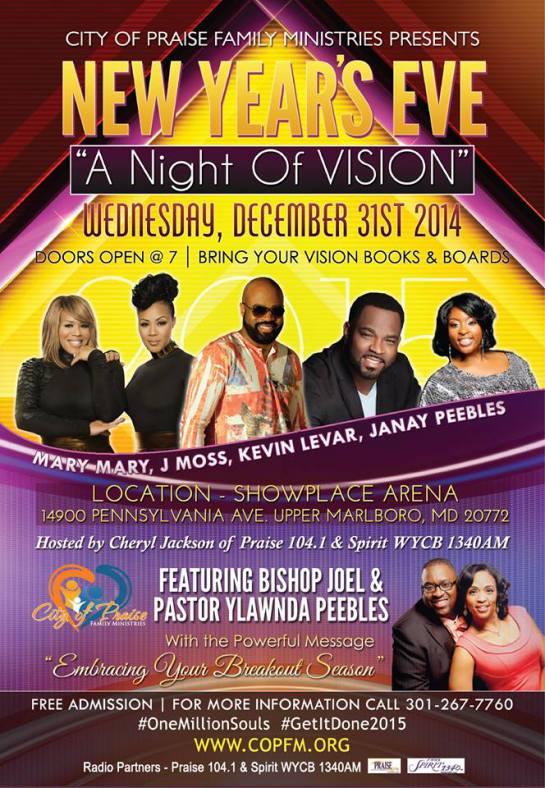 church revival flyer