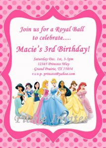 cinderella birthday invitations il xn cugj