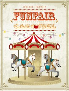 circus poster template depositphotos stock illustration vintage carnival