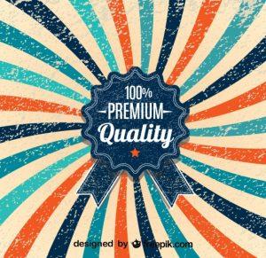 circus poster template retro sunburst premium quality poster design