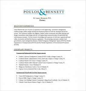 civil engineering resume site civil engineer resume pdf template download