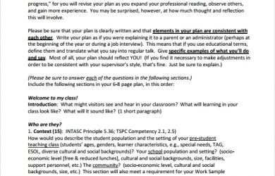 classroom management plan classroom management plan template pdf