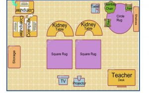 classroom seating chart classroom