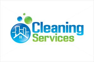 cleaning service logo cleaning service business logo