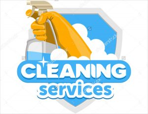 cleaning service logo professional cleaning service logo