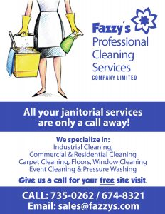 cleaning services flyers fazzys flyer re designed