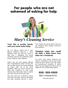 cleaning services flyers house cleaning flyer number