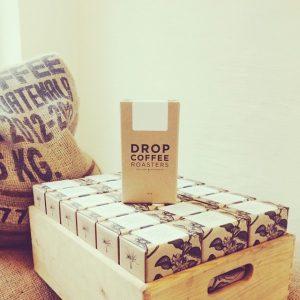 coffee bag design x