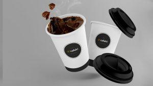 coffee bag design free paper cup design mockups