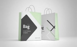 coffee bag mockup free shopping bag mockup psd files