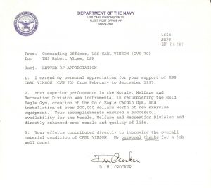 collections letter template navy letter of appreciation example