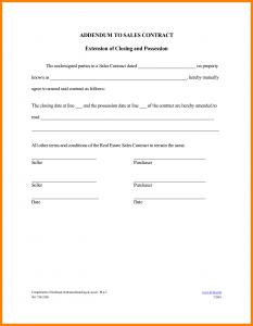 college acceptance letter sample sample addendum to contract addendum to contract form contract addendum template