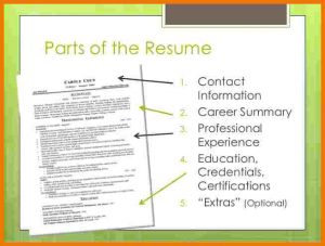 college application resume template parts of a resume resume workshop cb