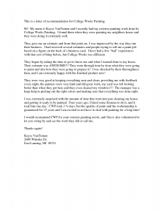 college letter of recommendation template recommendation letter for college template zcetxfb