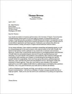 college rejection letter coverletter thomas browne