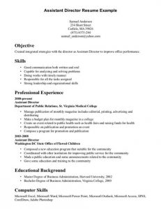 college resume sample computer skills on resume