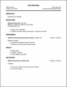 college resumes samples proper way to make a resume how to make an easy resume in suhjg