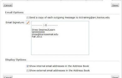 college student email signature emailsig