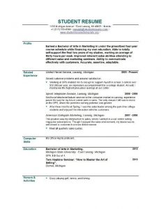 college student resume examples sample resume for college student with little experience sample resume for college student