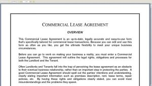 commercial lease termination letter maxresdefault