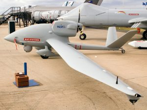 company description example bae systems herti xpa b uav ()