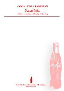 company letterhead sample cbda b