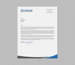 company letterhead templates efd image