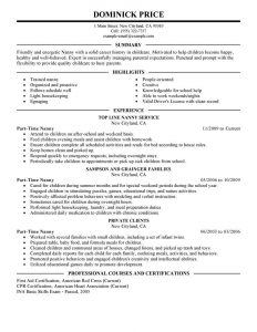 complain letters samples resume cover letter part time job sample resumes amp sample cover