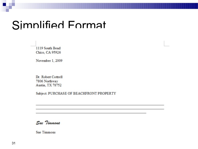 Complaint Letter Formats  Business Complaint Letter Format