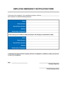 complaints forms templates