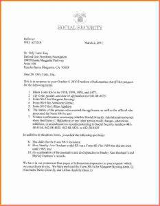 complaints forms templates social security denial letter letter from the social security x