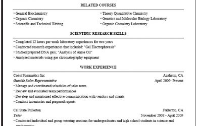 computer science resume template computer science resume template resumetemplatesword regarding computer science resume template