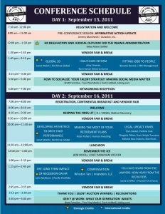 conference agenda template program jpeg
