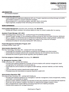 consignment contract template chronological sample resume administrative assistant csusanireland p