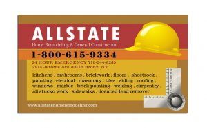 construction business card allstate business card sketch