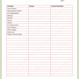 contact list template contact list template for emergency