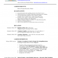 contract specialist resume invoice resume sample